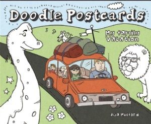 Doodle Postcards