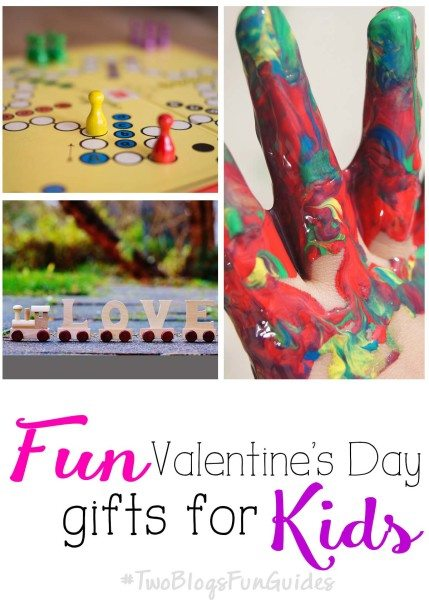 Fun Valentines Day Gifts For Kids