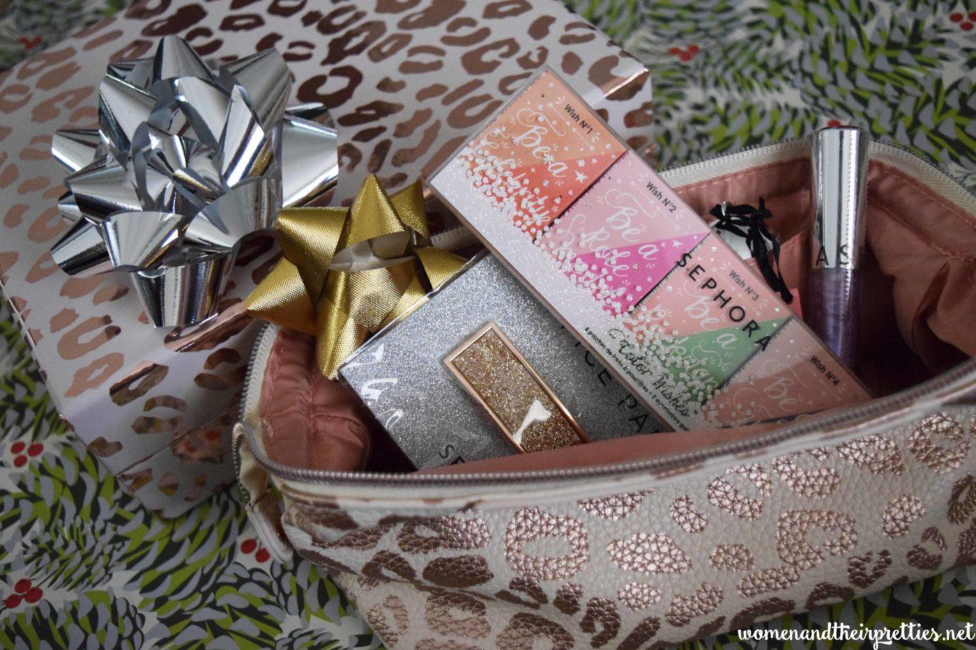 Holiday Gifts Sephora #Beauty #GiftsForHer #StockingStuffers