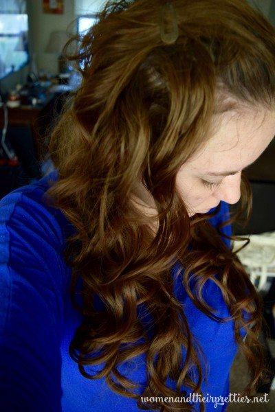 InStyler Curls 1 and 14 Barrel