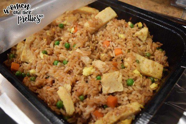Kahiki Asian Food Chicken Fried Rice