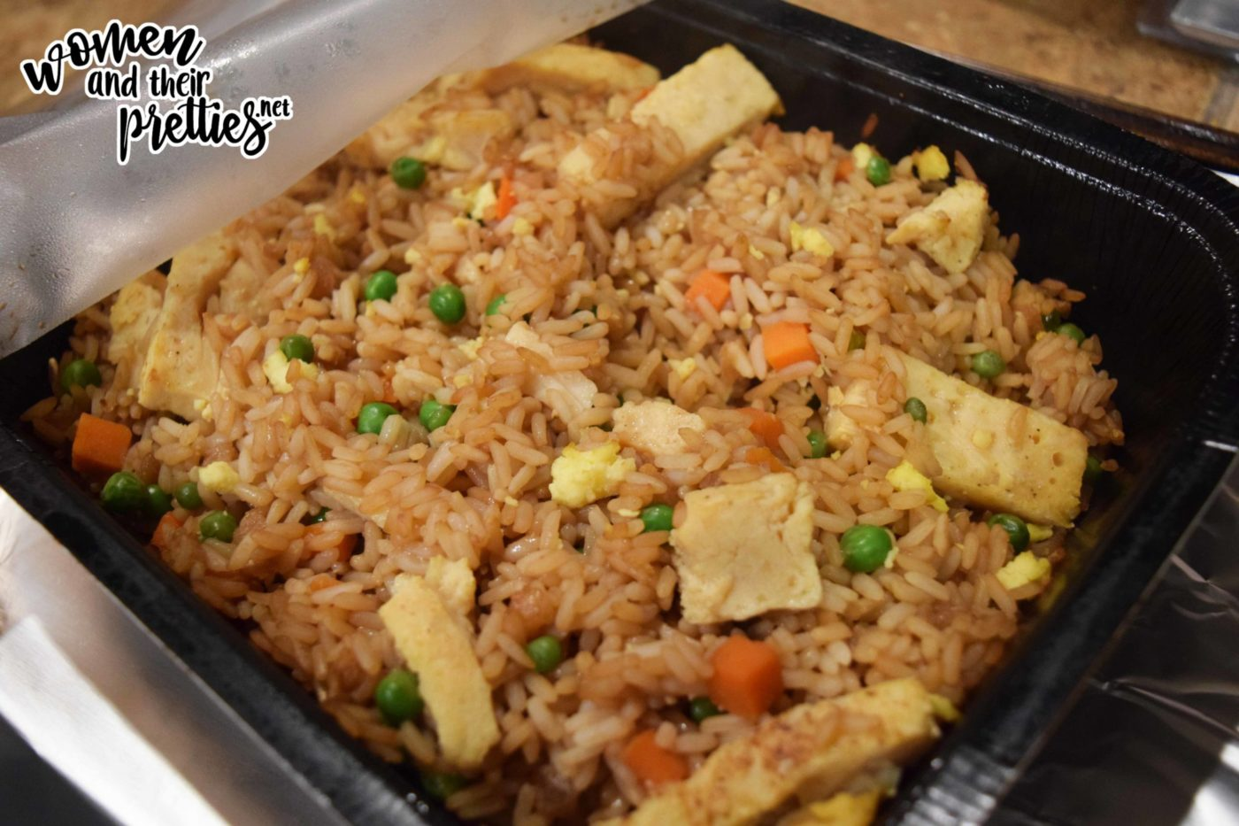 Kahiki Asian Food Chicken Fried Rice