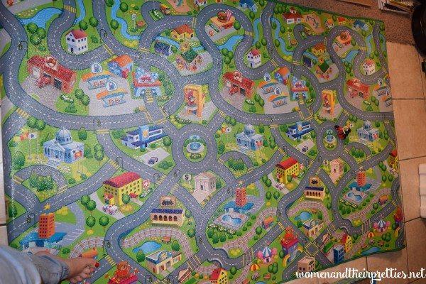 Large Play Mat PlaSmart