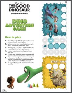 The Good Dino Adventure Game