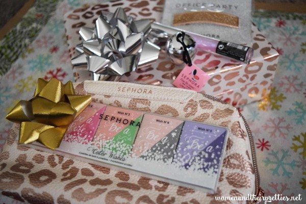 Sephora Color Wishes Holiday Gift #Beauty #GiftsForHer #StockingStuffers