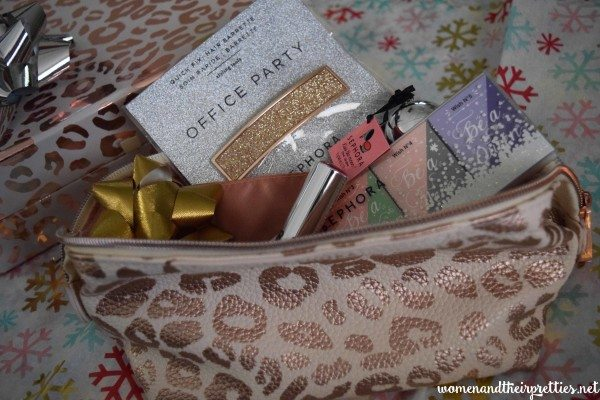 Sephora Hair Accessories Holiday Gift #Beauty #GiftsForHer #StockingStuffers