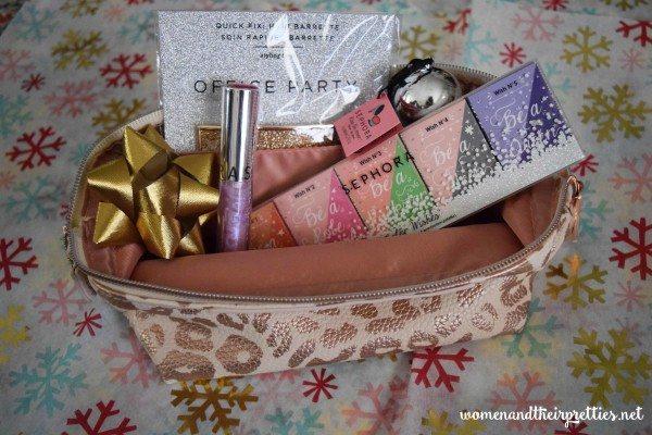 Sephora Ultra Lip Shine Holiday Gift #Beauty #GiftsForHer #StockingStuffers