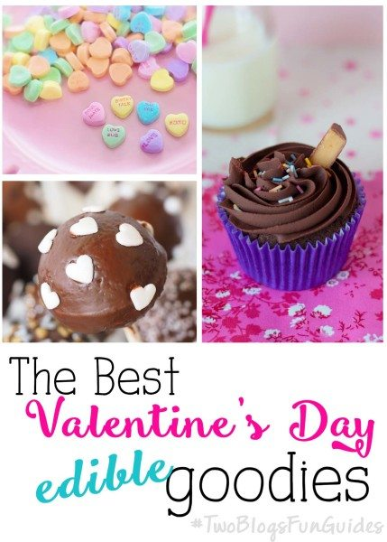 The Best Valentines Day Edible Goodies