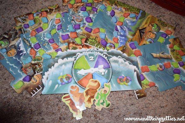 The Good Dinosaur Game