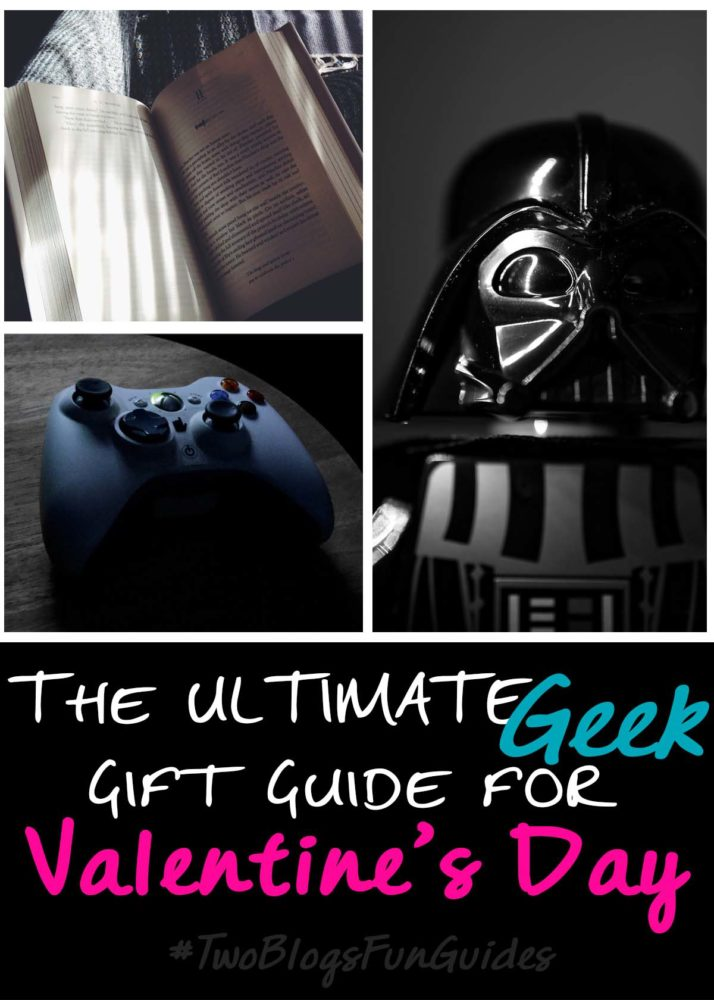 Ultimate Geek Guide Valentine's Day