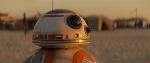 Star Wars: The Force Awakens..BB-8..Ph: Film Frame..? 2014 Lucasfilm Ltd. & TM. All Right Reserved..