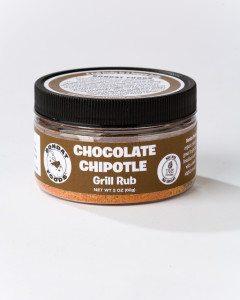 Chocolate Chipoltle Seasoning Mix