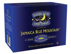 Dancing Moon Coffee Company Jamaica Blue Mountain