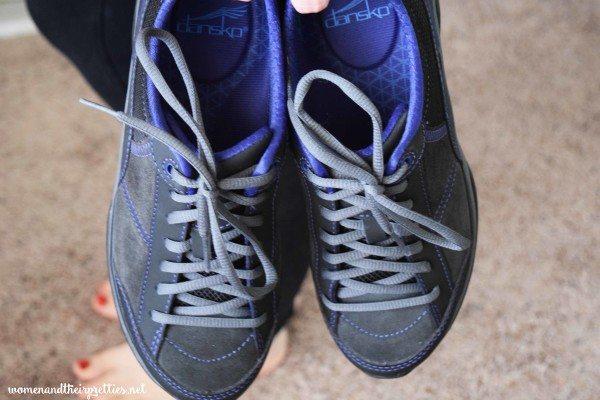 Dansko Sabrina Walking Shoes Tops