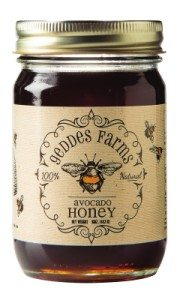 Geddes Farms Avocado Honey