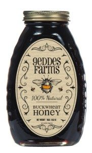 Geddes Farms Buckwheat Honey