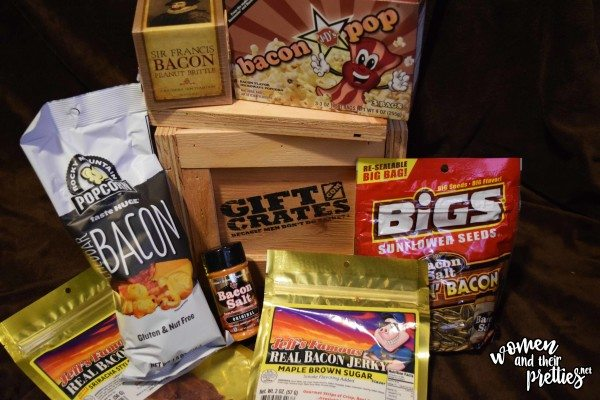 Gift Crates Bacon Gift Crate Review