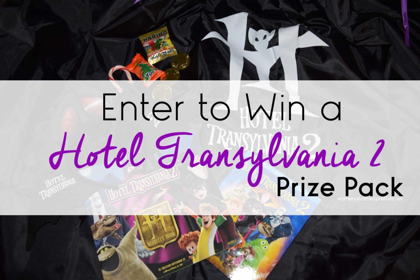 Hotel Transylvania Prize Pack