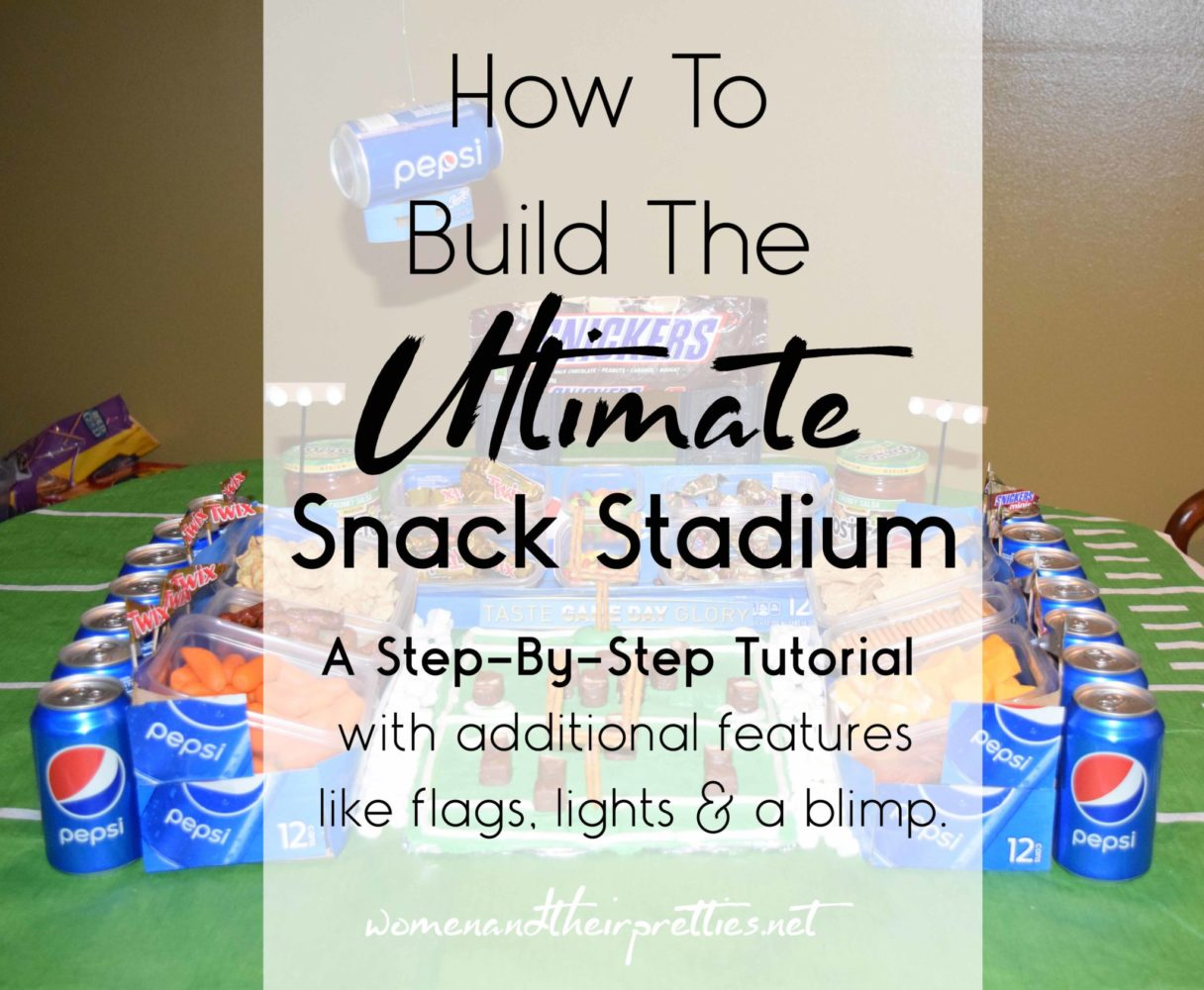 How To Build The Ultimate Snack Stadium a Step By Step Tutorial