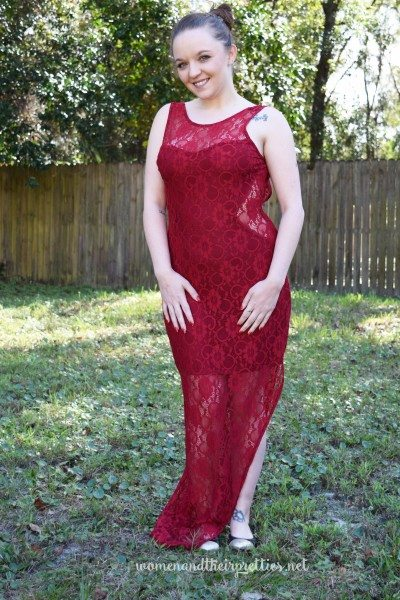 Long Gown Red Dress Review