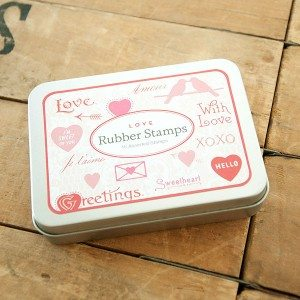 Love Rubber Stamps