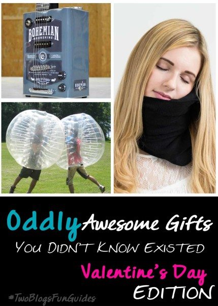 Odd Gifts Valentine's Day