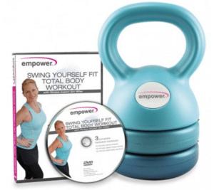 Empower Fitness 3-in-1 Kettleball