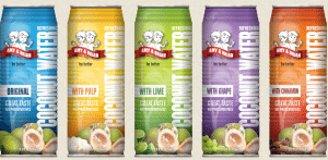 Amy & Brian Naturals Coconut Water