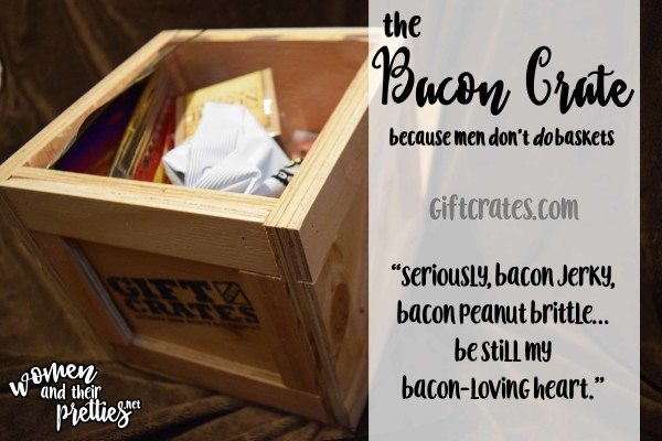 The Bacon Crate Header Image