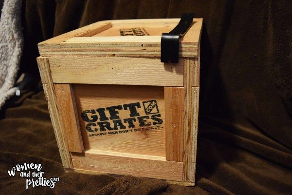 The Bacon Gift Crate