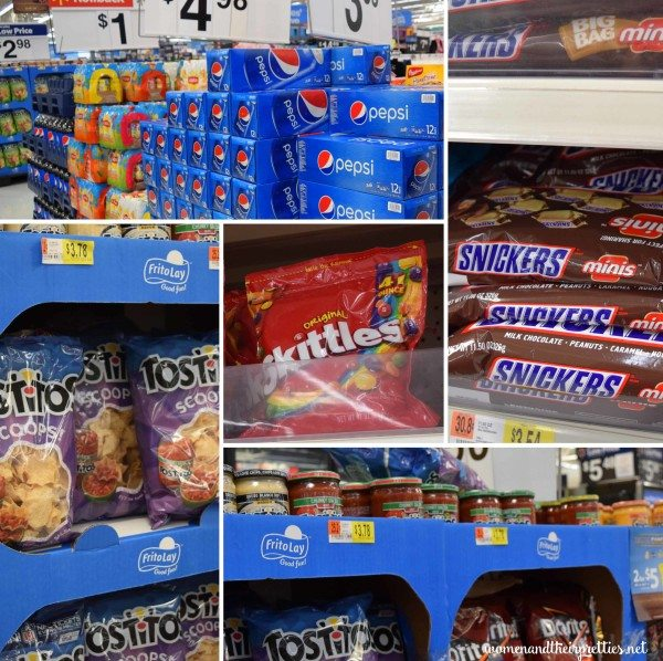 Ultimate Snack Stadium Tuturial - Where to Get The Ingredients Game Day Stadium