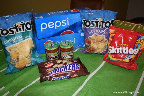 Ultimate Snack Stadium for Game Day - What You'll Need