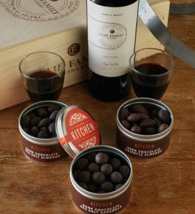 Wine & Chocolate Gift Set from Clif Family