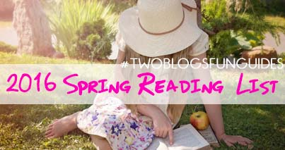 2016 Spring Reading List Featured Image