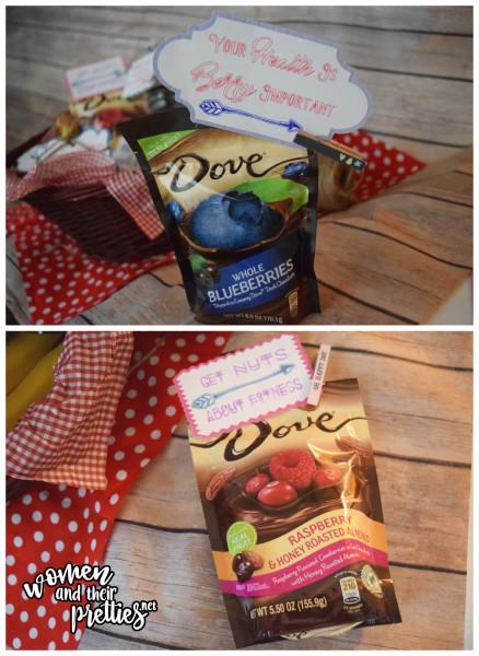 Dove Fruit & Chocolate Basket copy