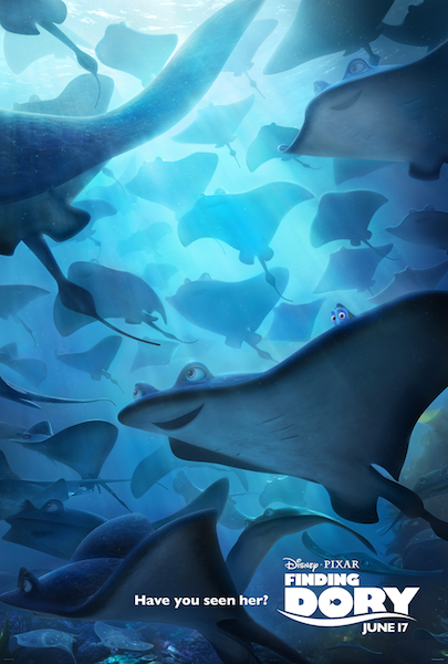 Finding Dory New Poster 2