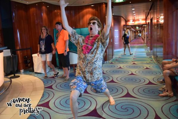 Impractical Jokers Cruise Vacation Jason