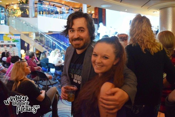Impractical Jokers Cruise with Brian Quinn