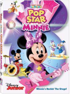 Pop Star Minnie