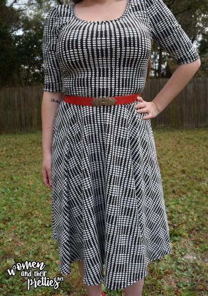 Nicole Dress Holiday Dress