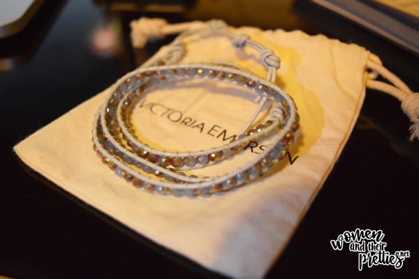 Victoria Emerson bracelet wrap bracelet