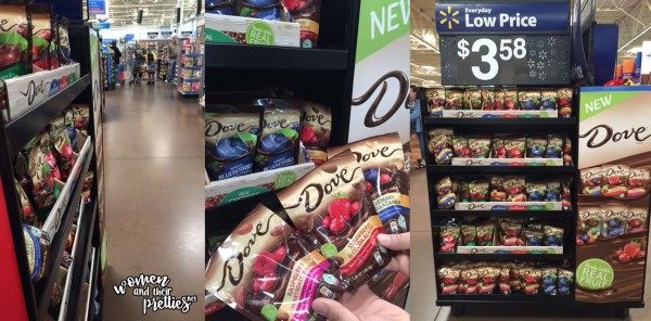 Where to find DOVE Fruit & Nut Products