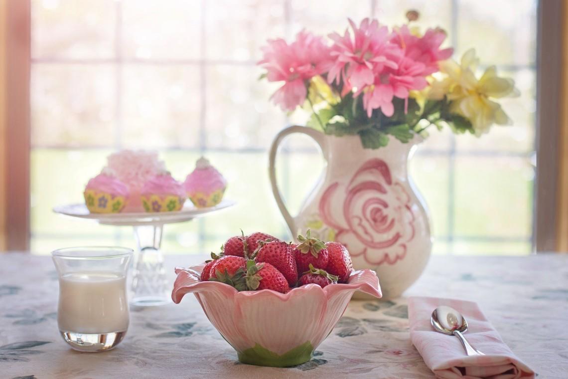 Strawberry Day Round Up