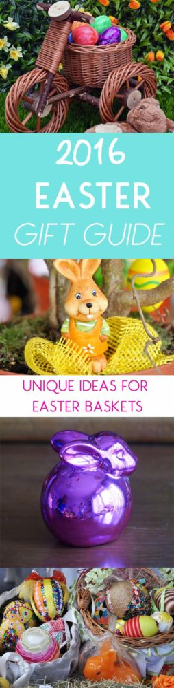2016 Easter Gift Guide - Pinterest