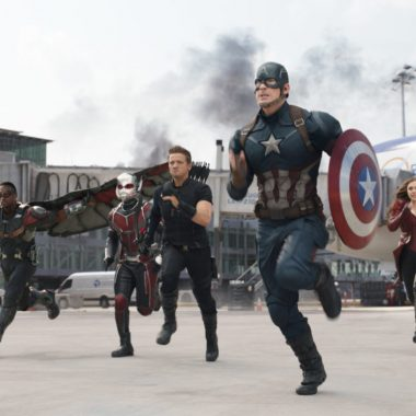 Captain America Civil War Still