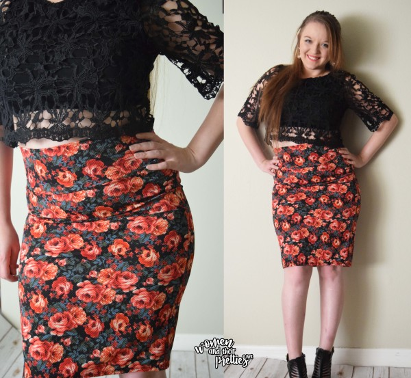 Crochet Crop Top Review and OOTD