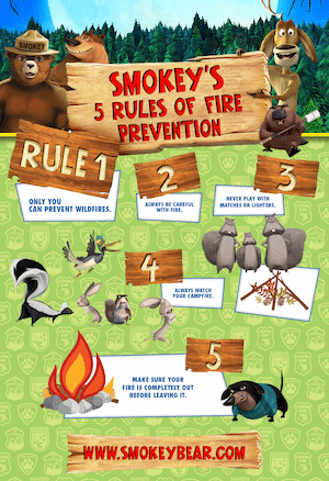 Fire Safety Free Printable