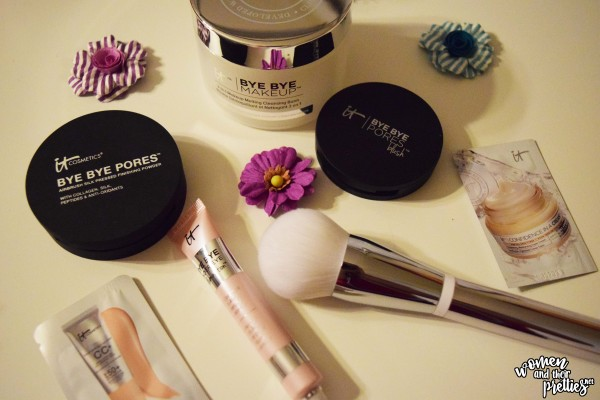 It Cosmetics Bye Bye Collection Review