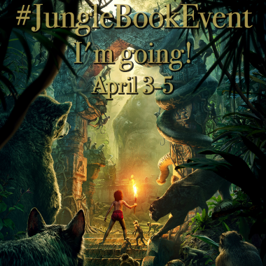 The Jungle Book Event Photo