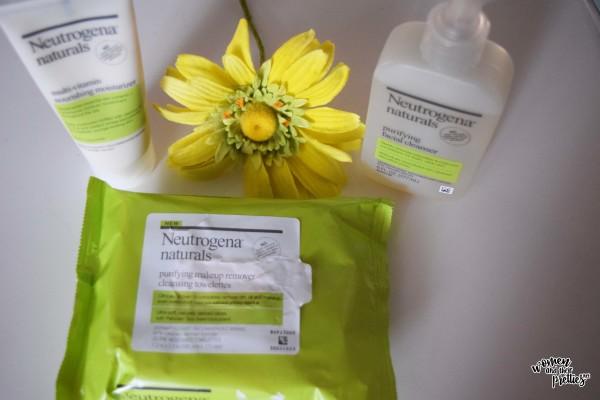REVIEW- Neutrogena Naturals is like My Personal Skin Repairing Team
